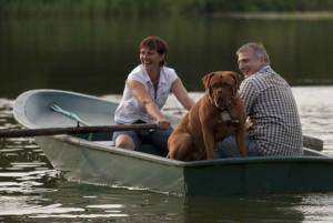 aaJoachim und Emma im Boot